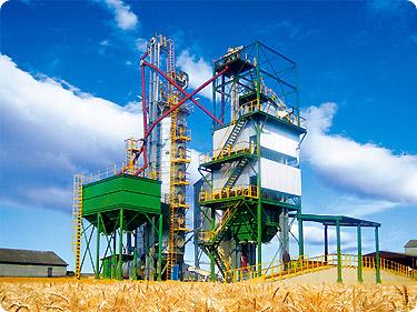Зерноочистительный комплекс
