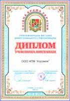 Диплом Схидня Брама 2004
