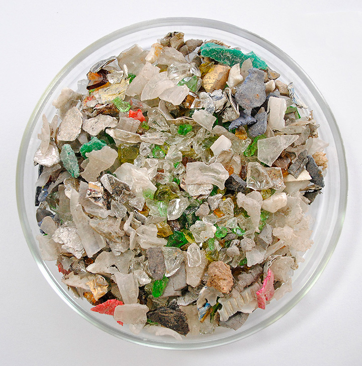 Source material Solid waste solid waste