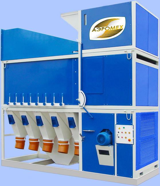 Separator CAD-100