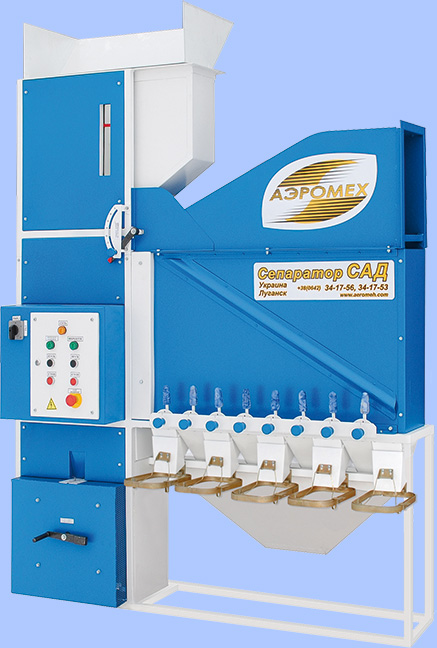 Separator CAD-4